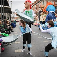 St Patrick's day in Dublin, Ireland...from £569pp