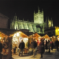Bath Christmas Festive Market - £29