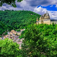 The Grand Duchy of Luxembourg.........from £699pp