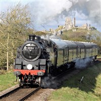 Bournemouth, Dorset, Steam & Cruise - from £365pp