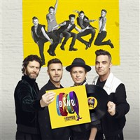 The Band, the musical of Take That - £62 inc