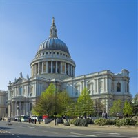London's Hidden History & St Paul's..from £385pp
