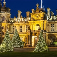 Waddesdon Winter Lights & Oxford...from £199pp