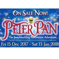 Peter Pan the Pantomime - Senior £29.50 inc
