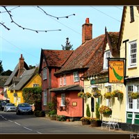 Beth Chatto, Lavenham & Aldeburgh..from £399pp
