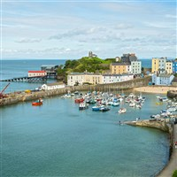 Tenby & National Botanic Garden...from £419pp