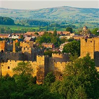Ludlow, Ironbridge & Morgan car ...from £325pp