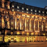 Waldorf Hilton Hotel, London.....from £165pp